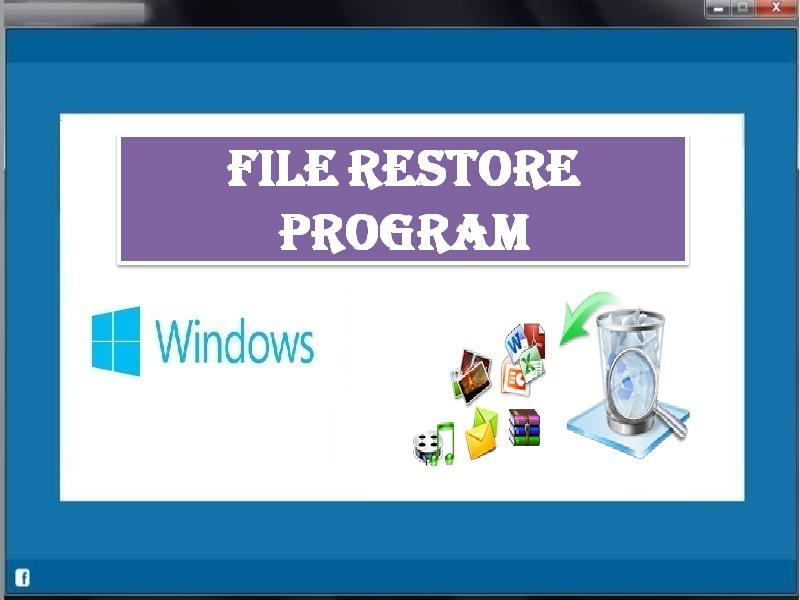Best software to restore deleted files